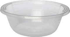 Salátová/polévková miska průhledná 600ml PP