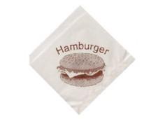 Sáček na hamburger 16 x 16
