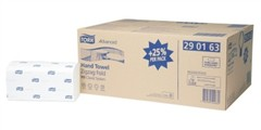 Papírové ručníky Z-Z Tork Advanced 2-vrstvé bílé