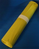 Pytel LDPE 70x110 50µ žlutý