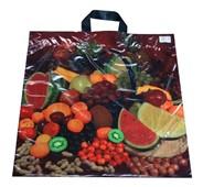 Taška potisk 45x50 ovoce